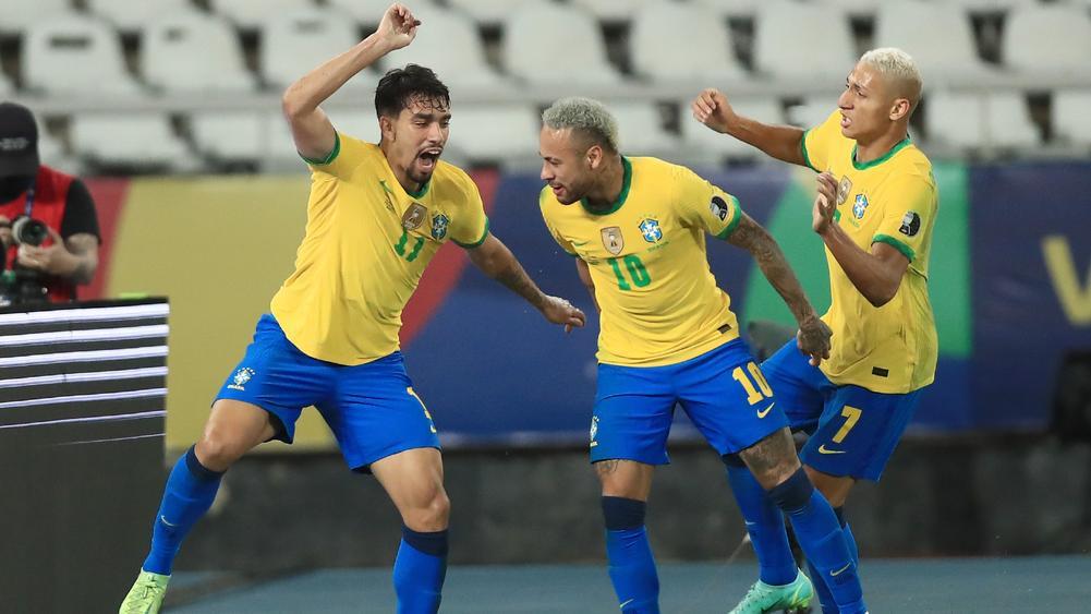 ปาเกต้าซัดจบ! บราซิลเฉือนเปรู 1-0 เข้าชิงโคปา อเมริกา